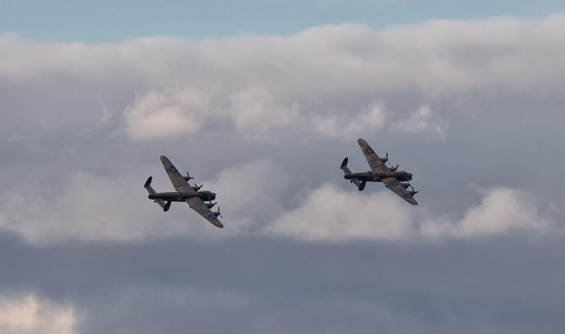 Lancasters PA474 & FM213